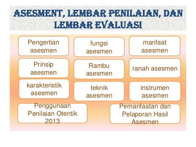 MANFAAT EVALUASI PEMBELAJARAN PDF DOWNLOAD