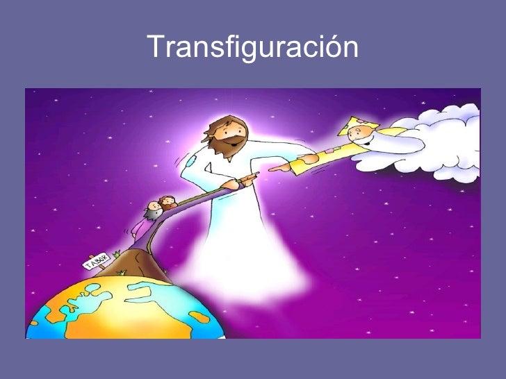 Resultado de imagen para fano transfiguracion