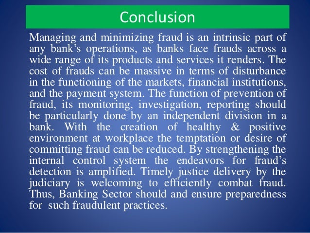 the effects of accounting fraud on How financial statement fraud can impact your financial statement fraud segregation of duties amongst your management and accounting and financial.