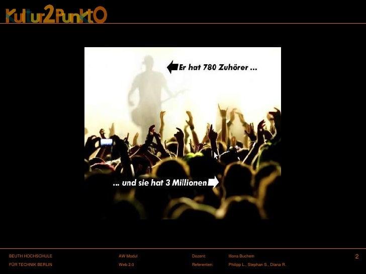 Kultur2.0 Slide 2