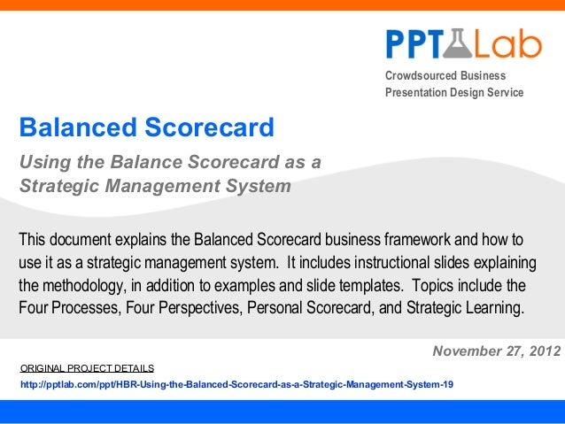 Crowdsourced Business                                                                           Presentation Design Servic...