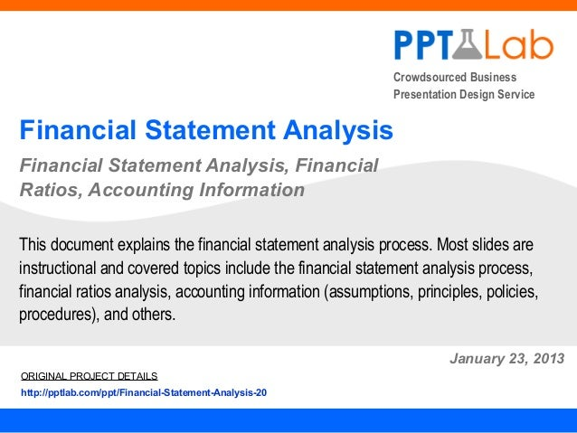 Analysis of barclays financial statement