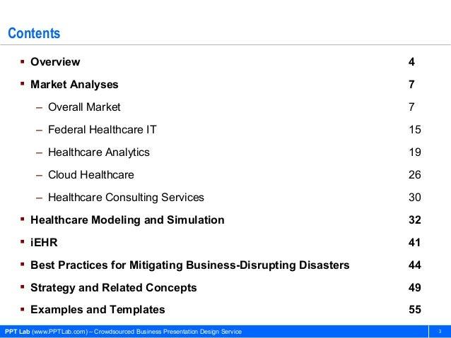 Healthcare Go-to-Market Strategy Slide 3