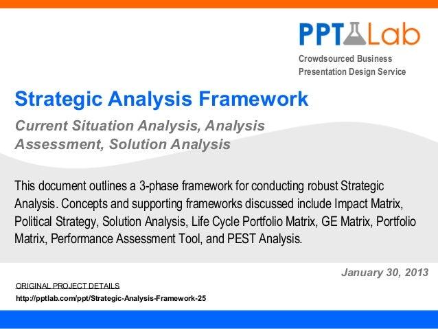 Crowdsourced Business                                                              Presentation Design ServiceStrategic An...