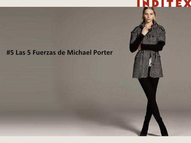 #5 Las 5 Fuerzas de Michael Porter