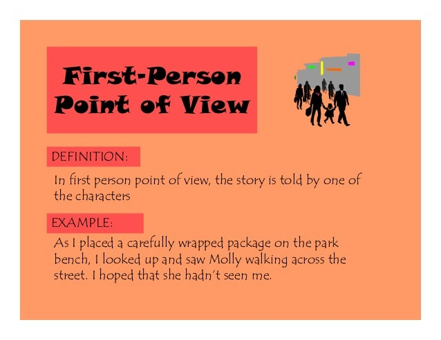 Of View In A Short Story Powerpoint
