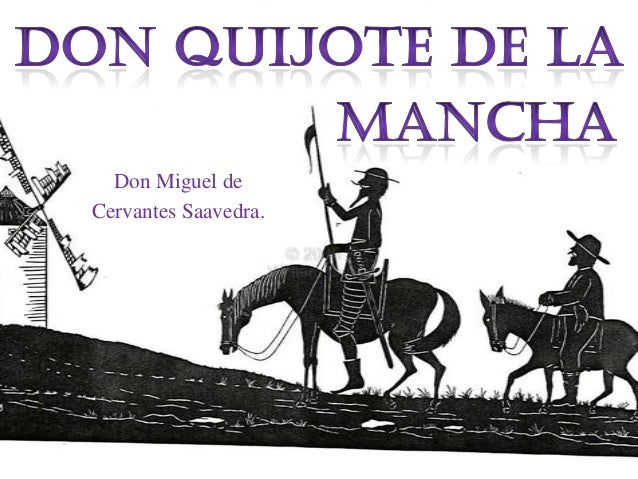 Don Quijote de la Mancha (Cervantes)