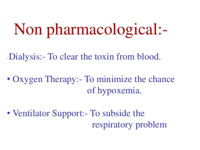 Causes • Alcohol • Cancer • Diarrhea • Liver failure • Poisoning by aspirin and methanol • Sever dehydration • Seizure