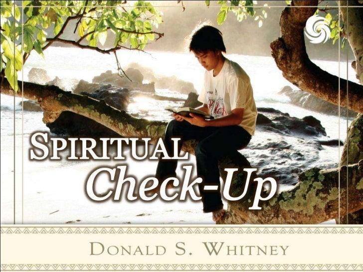 bukuEdisi Asli Bahasa InggrisJudul: Ten Questions to Diagnose YourSpiritual HealthPenulis: Donald S. WhitneyPenerbit: NavP...