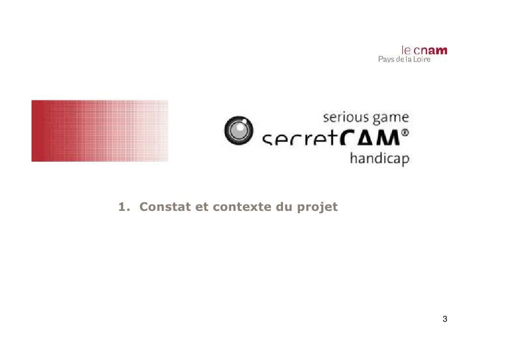 1. Constat et contexte du projet                                   3