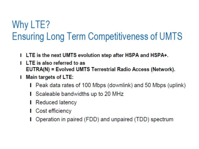 E-MBMS • Increasing spectral efficiency at cell edge upto 1bps/Hz • Support 20 Mobile Channel @256 Kbps in 5 MHZ channel. ...