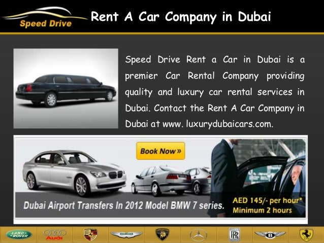 Amex Car Rental provides an easy way of renting a car in Dubai. We offer a range of services from airport pick to dropping for events. If you are from Dubai, and have sent your car for repair, under such circumstances too, you can avail our services.