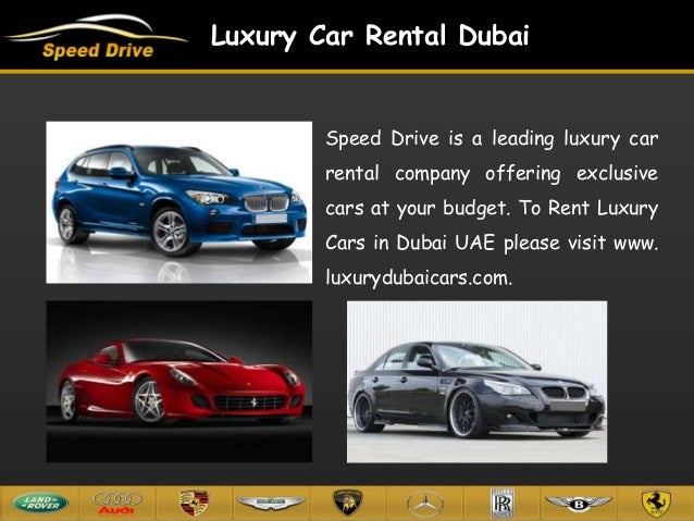 Premier Car Rental Dubai
