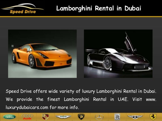 Rent A Car Damascus Street Dubai