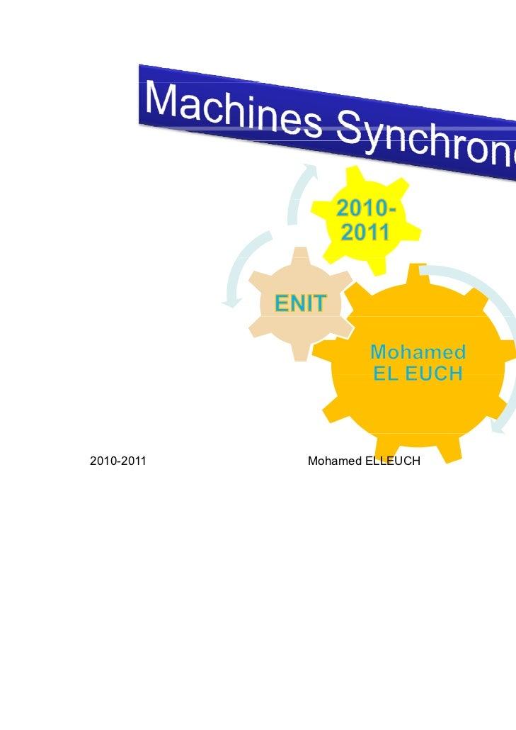 2010-2011   Mohamed ELLEUCH   1