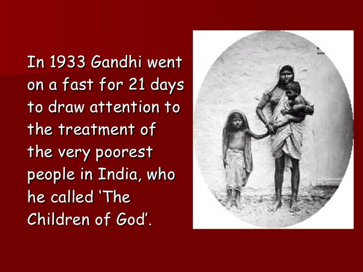 short note on mahatma gandhi for kids