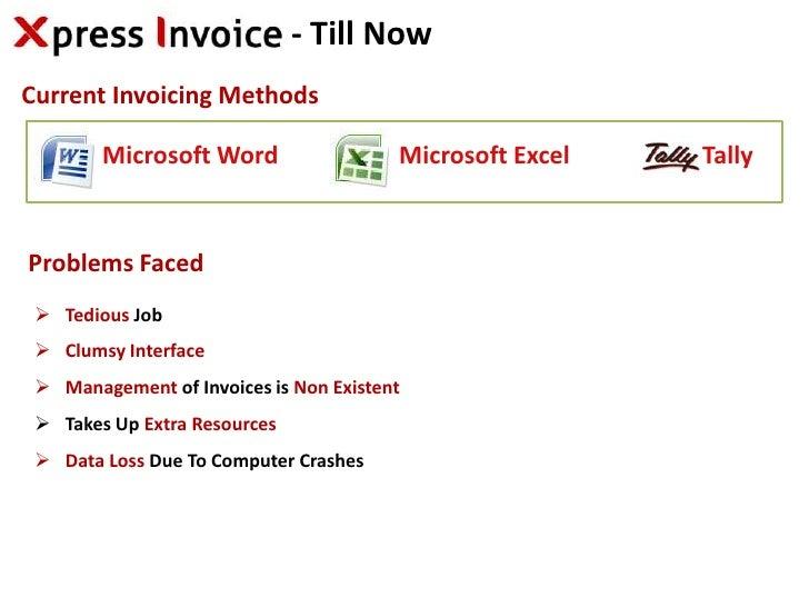 Xpress Invoice - Invoice xpress