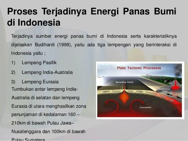 Energy Alternatif Geothermal