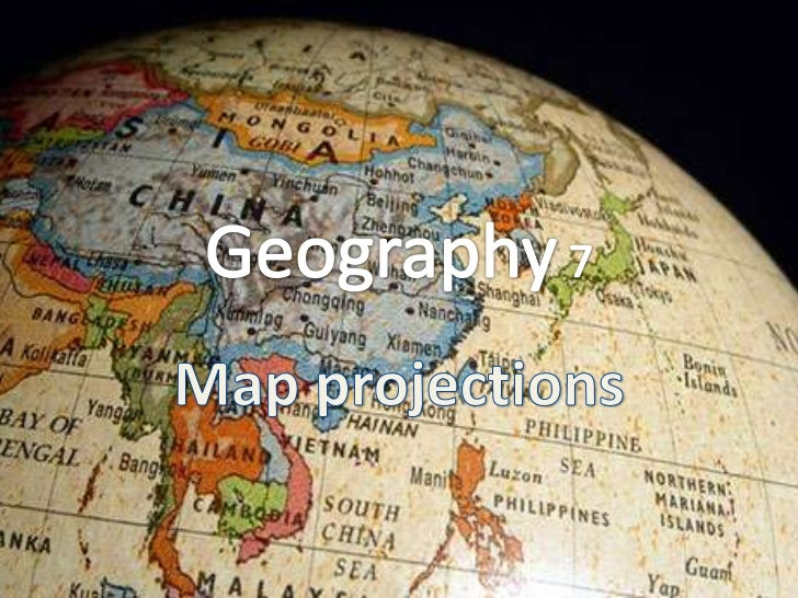 Map Projection        •   Date:                                 Monday September 24 of 2012                          •   S...