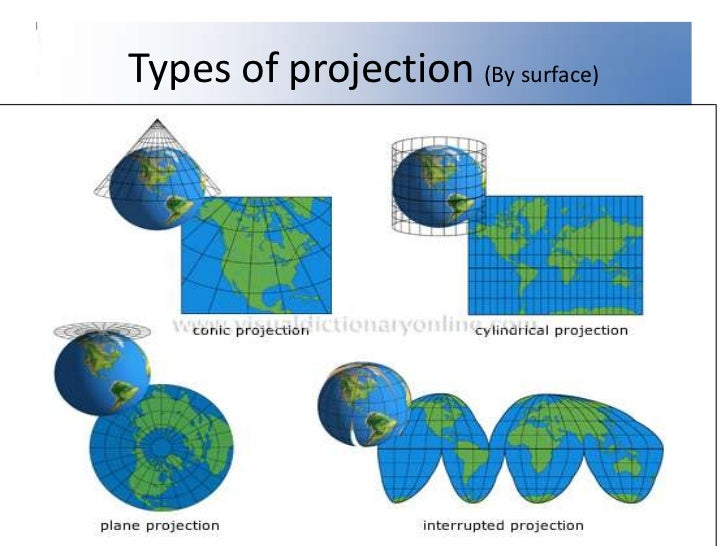 mercator projection List of map projections this list provides an overview of some of the significant or common map ellipsoidal form of the mercator is finite.