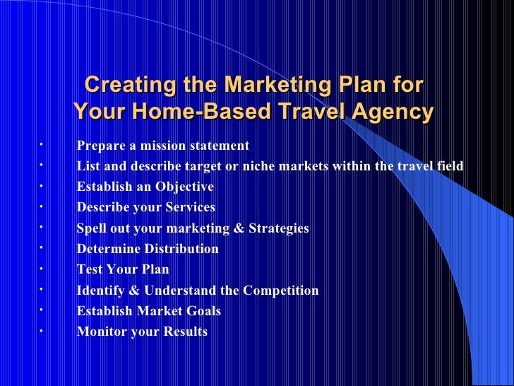 Marketing Your Travel Business
