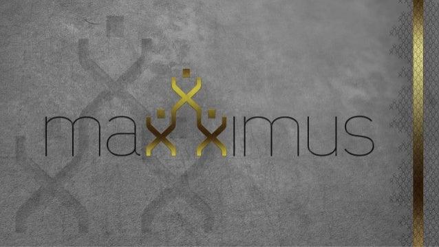 Apresentação Maxxximus