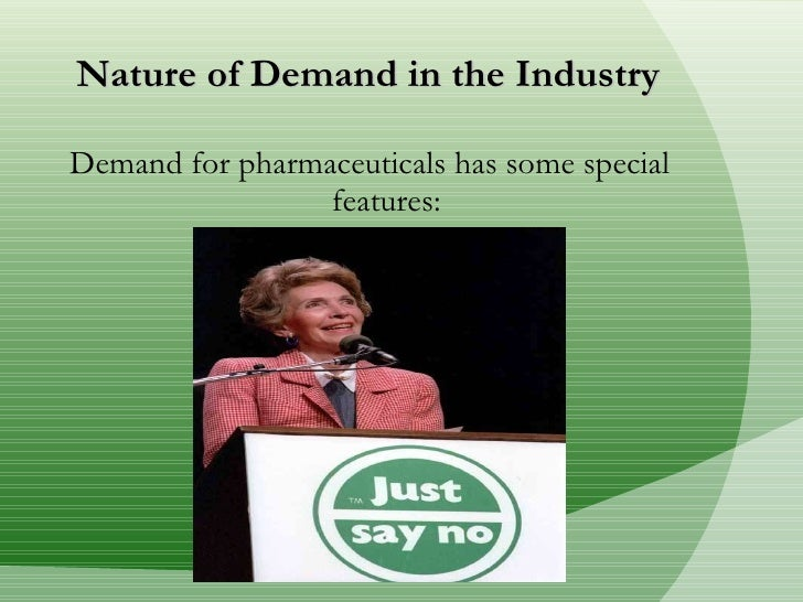 Microeconomics of pharmaceutical industry