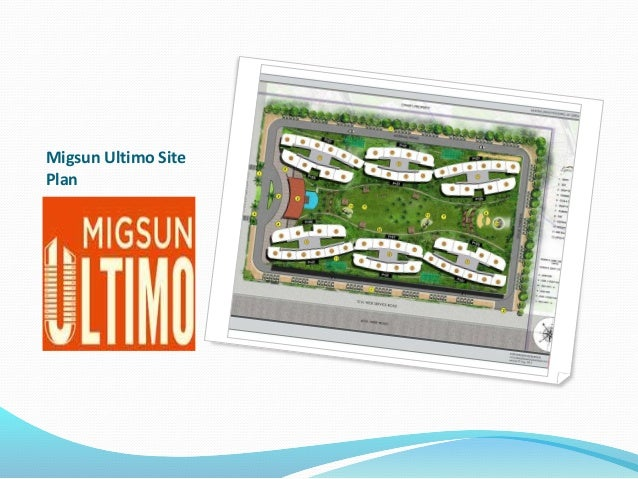 Migsun Ultimo Greater Noida Project by Mahaluxmi Group Slide 2
