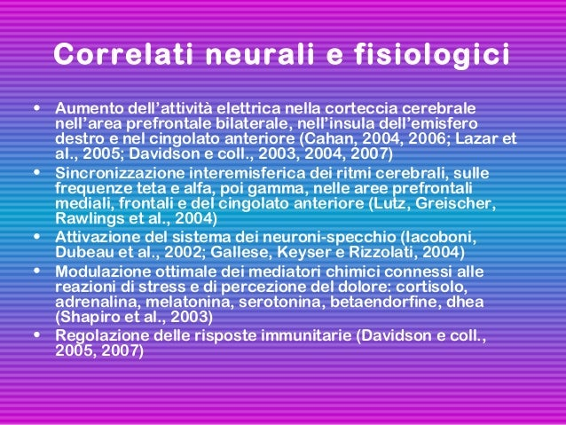 Ppt mindful - Gallese neuroni specchio ...