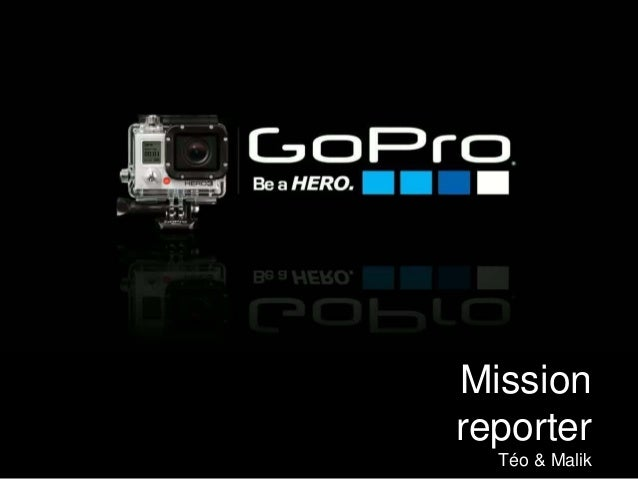 Mission reporter Téo & Malik