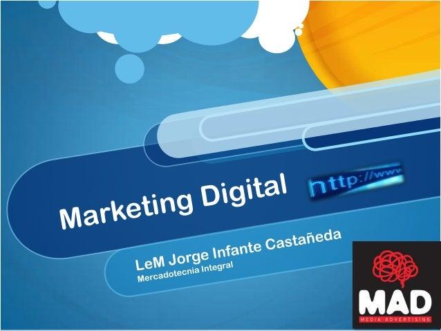 2     Marketing Digital o e-Marketing                                      Forma del marketing basada en                  ...