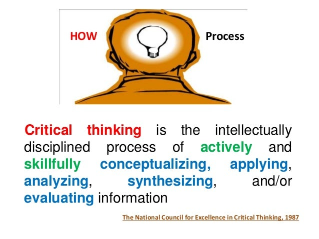 effective critical thinking skills In 2005, critical thinking skills: developing effective analysis and argument was published the book aimed to help readers develop an understanding of what is meant by critical thinking, and to develop their own reasoning skills.