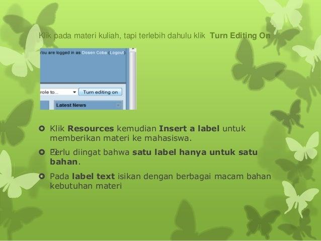 Contoh dan Keterangannya  Judul materi  Keterangan materi  Bahan materi  Untuk dapat di download oleh  siswa, ada baiknya ...