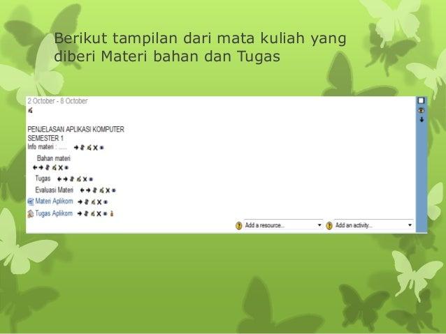 Langkah-langkahnya   Buka course anda, klik dulu Turn Editing On, kemudian  Add an activity, pilih Quiz lalu klik Add.  ...