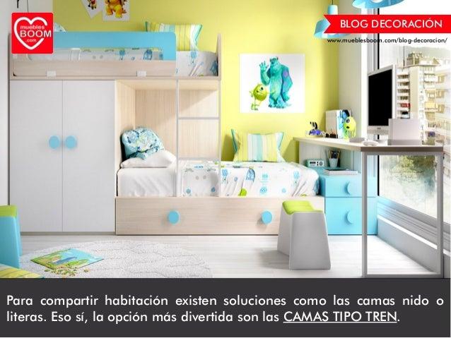 GUÍA DE DECORACIÓN DE MUEBLES BOOM: Muebles juveniles y divertidos pa…
