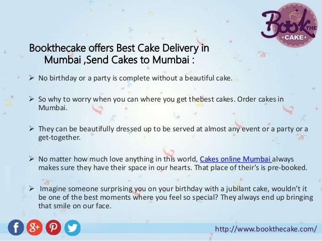 Online Cake Delivery in Mumbai Order Cake Online Mumbai Bookthecake