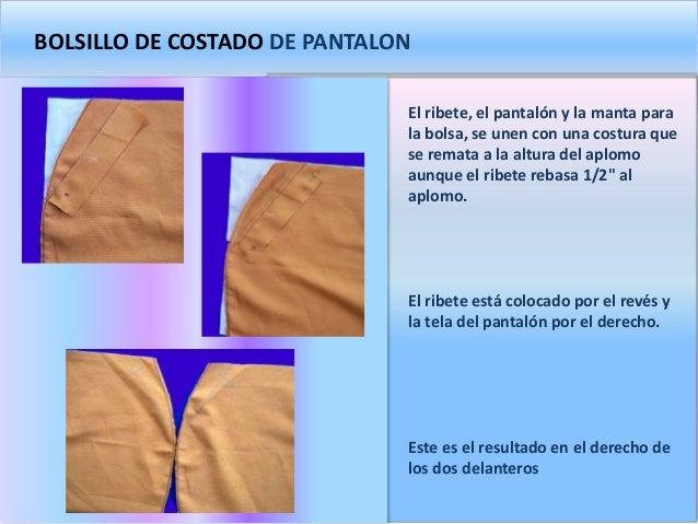 3487413bd2 BOLSILLO DE COSTADO DE PANTALON El ...