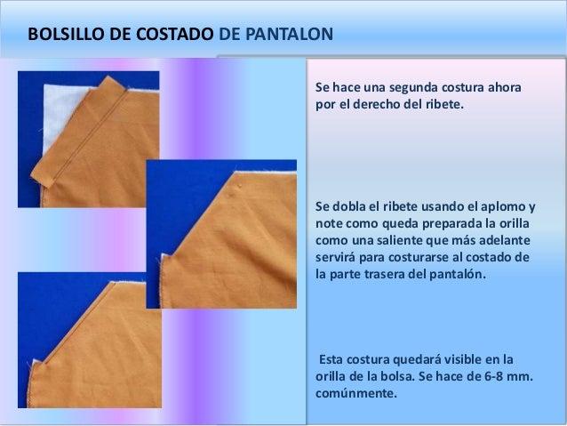 81f3955a57 ... derecho de los dos delanteros  25. BOLSILLO DE COSTADO DE PANTALON Se  ...