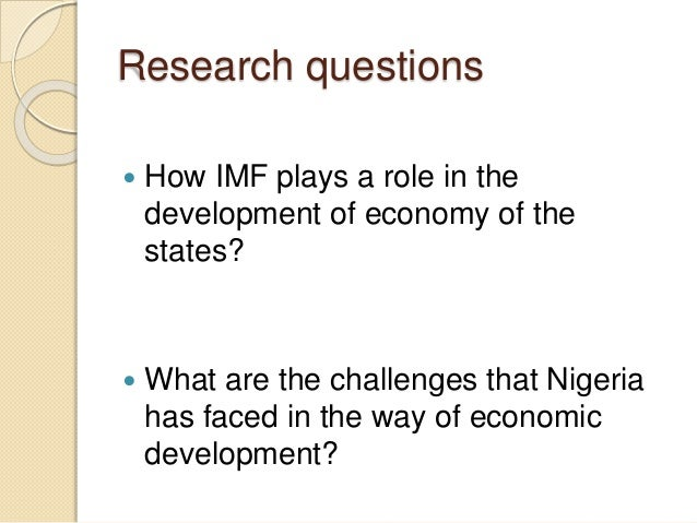 an analysis of imf and its role in economic crises Role of the imf in the global financial crisis  response through its pol-icy advice and spot-on analysis of global  role of the imf economic.