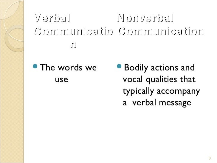 non-verbal communication and its impact in society essay Advertisements: essay on language and its importance to society language and society from what has been written so far it is clear that man is possessed of natural sociality.