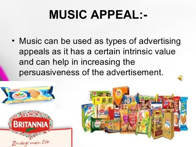 advertising appeal definition