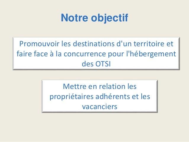 Locenfrance pour les Offices de Tourisme Slide 3