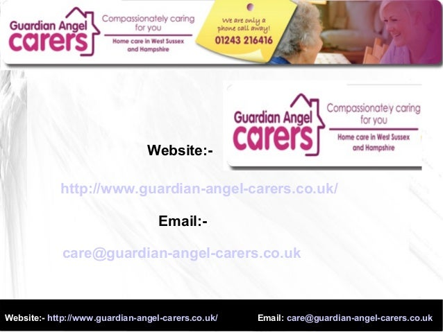 http://www.guardian-angel-carers.co.uk/Email:-care@guardian-angel-carers.co.ukWebsite:- http://www.guardian-angel-carers.c...