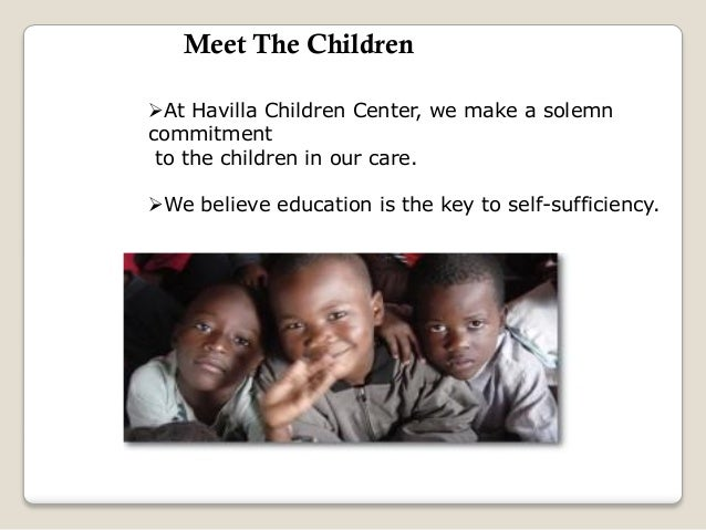 Havilla Children's Choir inspires others to sing, perform and to write music They loved the music so much that they produc...