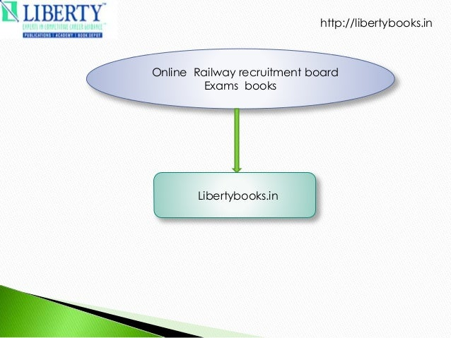 http://libertybooks.in Online Railway recruitment board Exams books Libertybooks.in