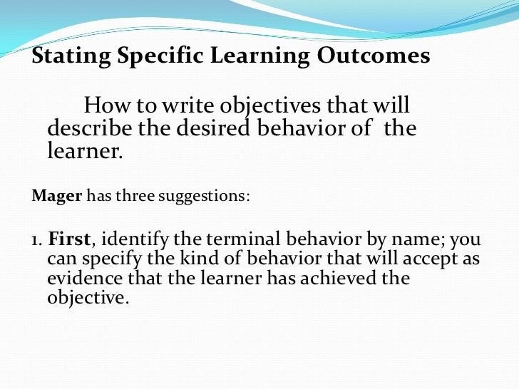 behavioral-objectives-10-728 Goal And Performance Measurable Example on algebra ii iep, objectives receptionist, for anxiety, ela iep, customer service,