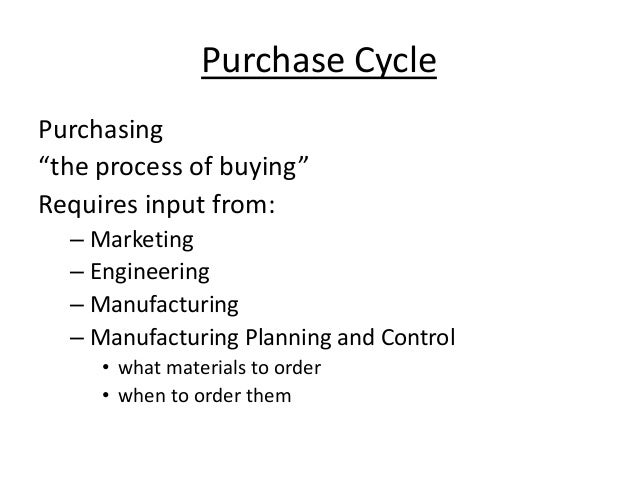 purchase cycle chandra 12mt07ind008 – Is a Purchase Order a Legal Document