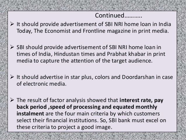 Nri Home Loan Interest Rates Sbi Home Review