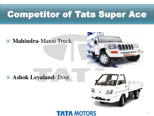 tata motors limited essay Competitor analysis of tata motors and roadster and tata elegantetata motors  introduction tata motors limited company in india startegic analysis of tata motors .