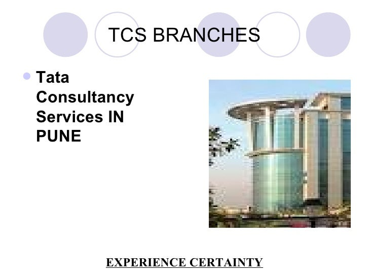 Tata Consultancy Services Aktie